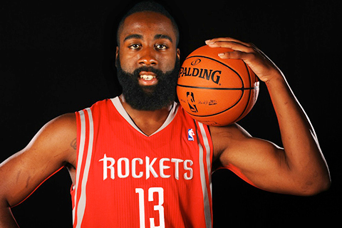 NBA: How Far Will James Harden Carry the Rockets?