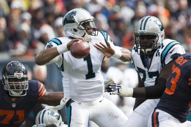 NFL Weekly Quarterback Examination: Cam Newton Edition
