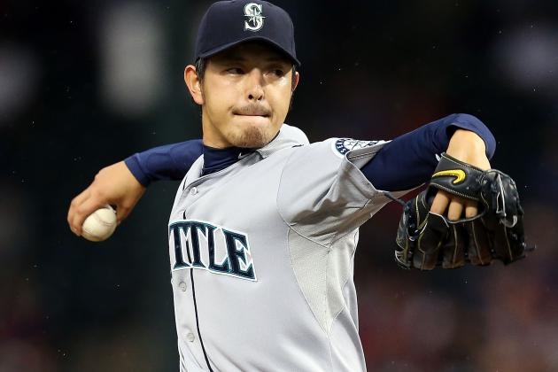 Mariners, Iwakuma Agree to Extension