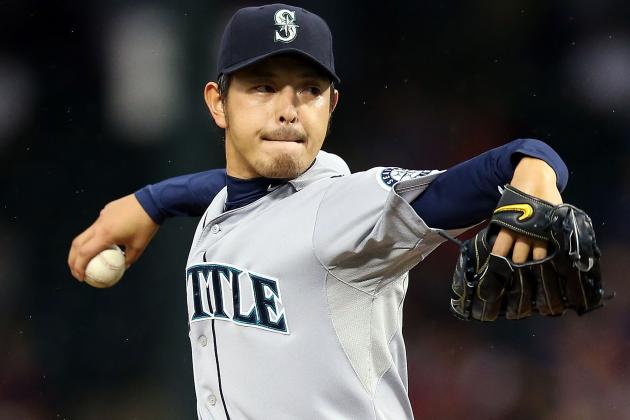 Mariners and Hisashi Iwakuma Agree to Contract Extension