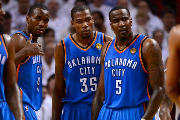 Kendrick Perkins Injury: Updates on Thunder Center's Ankle