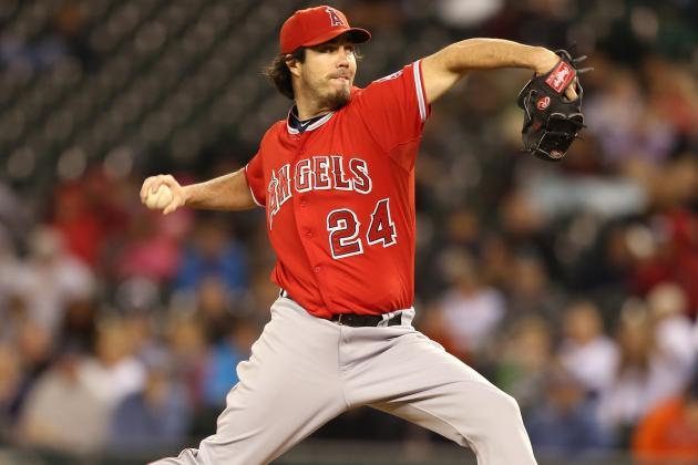 Angels Decline Dan Haren's Option
