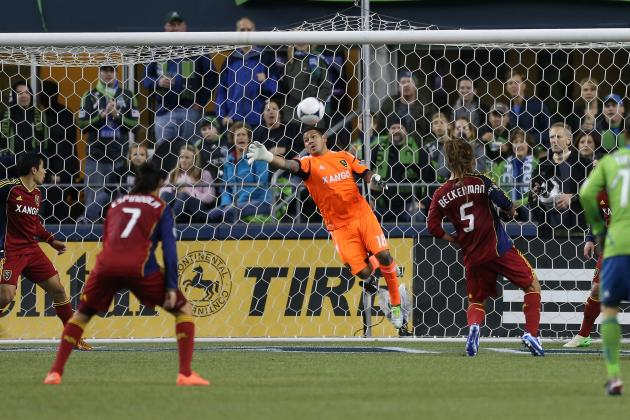 MLS Playoffs: Rimando Saves Real Salt Lake from Defeat in Seattle