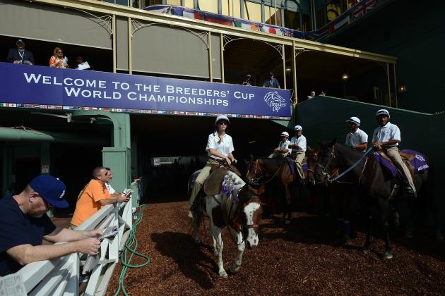 Breeders' Cup 2012 Results: Reaction to the Classic Race