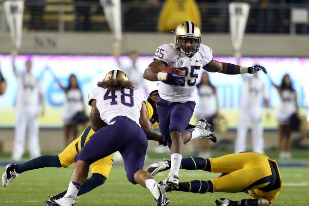 Washington Huskies vs California Golden Bears: Live Scores, Analysis & Results