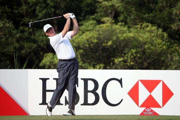 HSBC Champions 2012: Surging Stars Headline Day 3 Leaderboard