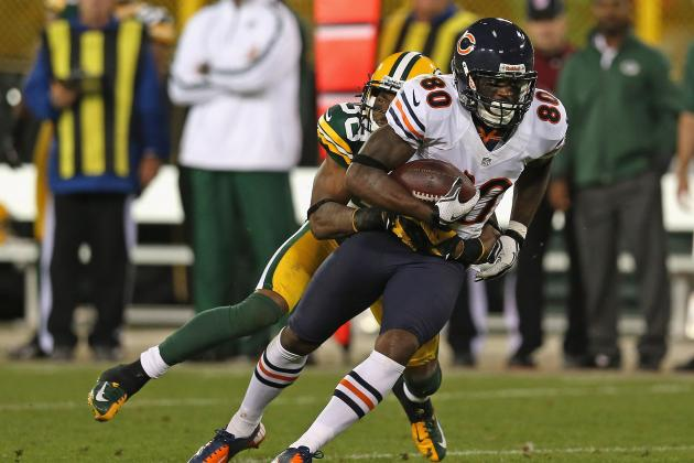 Chicago Bears: Why Earl Bennett Needs to Get More Involved in the Offense