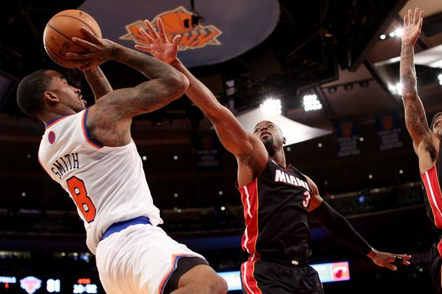 Heat vs. Knicks: Opening Night Proves NY Poses Biggest Threat to Miami in East