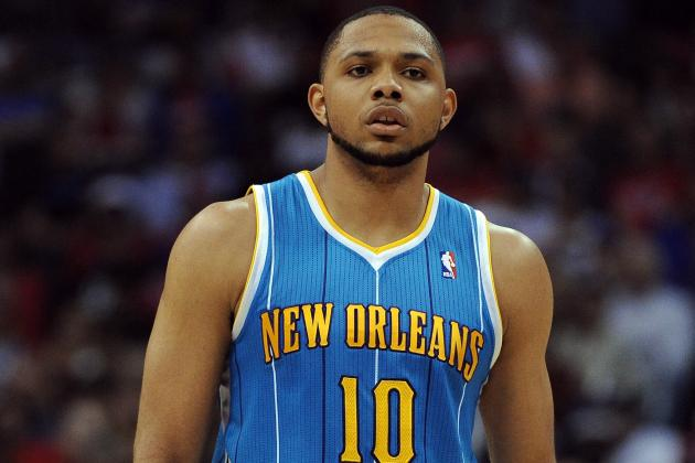 NBA Rumors: Threat of Knee Surgery Proves Eric Gordon Isn't Star Hornets Need