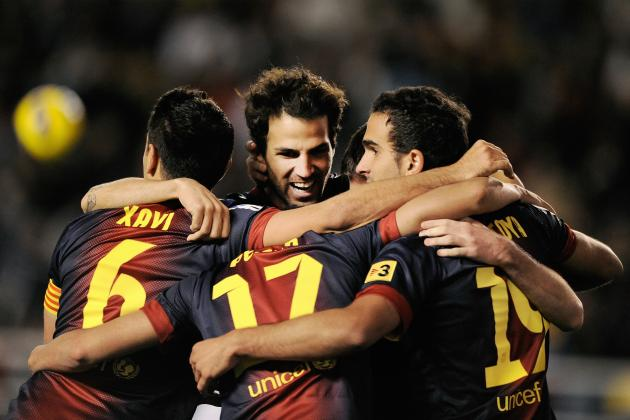 Barcelona 3-1 Celta Vigo: La Liga Live Score, Highlights, Recap