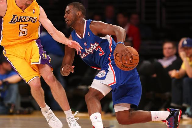 NBA Showdown: Clippers End Nine-Game Drought as Road Team Against the Lakers