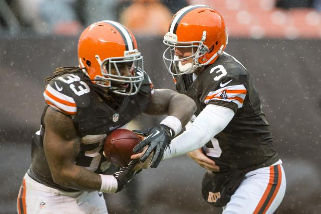 Cleveland Browns: Is Trent Richardson Being Pushed Too Hard?
