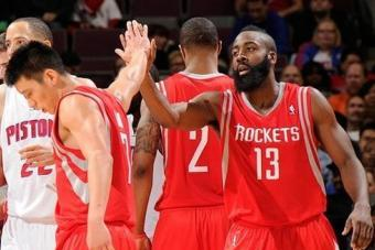 Jeremy Lin, James Harden Stellar Again in Victory over Hawks
