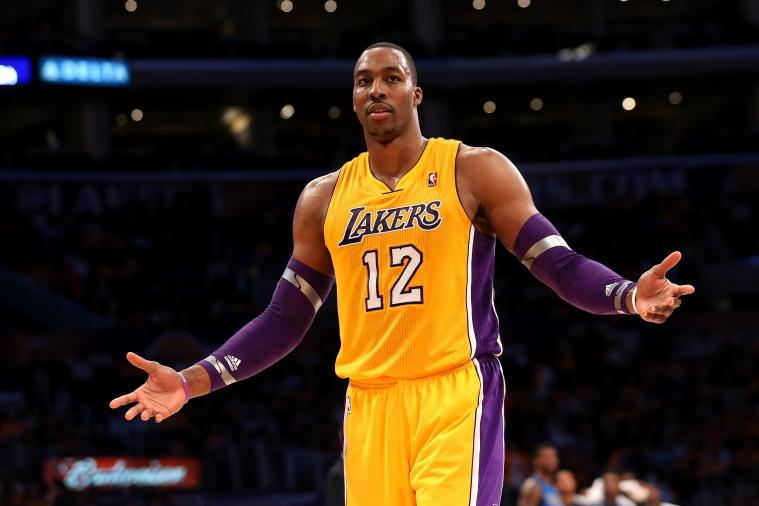 Why Lakers Can't Afford to Sit Free Throw Disaster Howard in Clutch