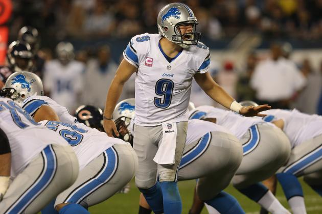Detroit Lions: Will Matthew Stafford and the Offense Dominate the Jaguars?