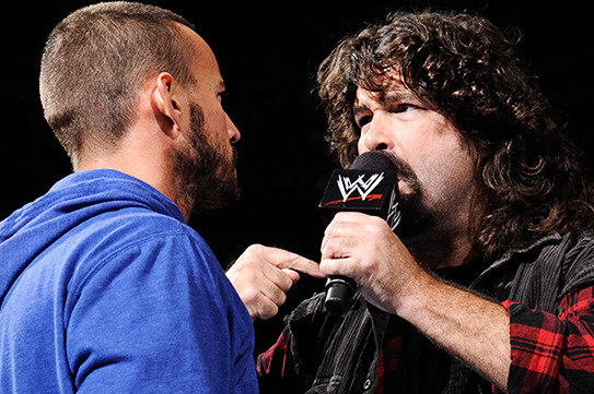 WWE Survivor Series 2012: A Team Punk vs. Team Foley Main Event? No, Thank You