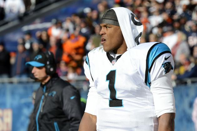 Are Fans, Media Overreacting to Cam Newton's Sophomore Slump?