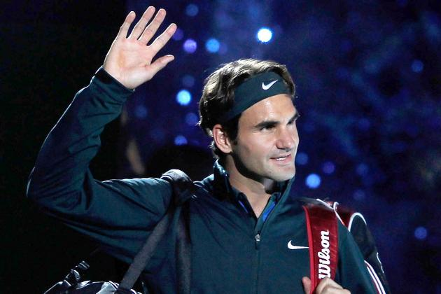 Roger Federer: Where Next from Here for One of Tennis's Greats?