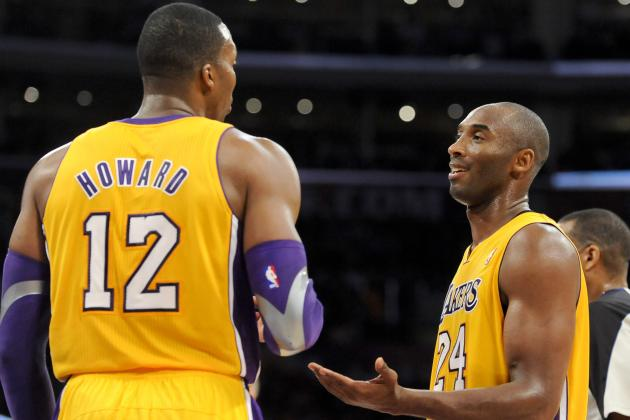 Kobe Bryant Needs Los Angeles Lakers' Supporting Cast to Act Like They're Stars