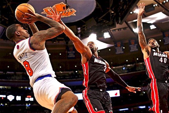 No Jeremy Lin, No Problem for Carmelo Anthony and the New York Knicks