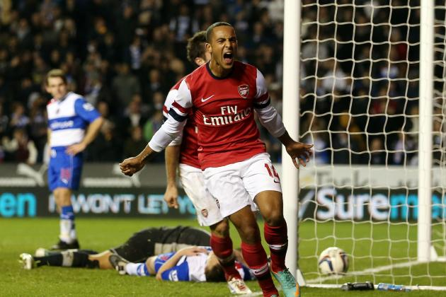 EPL 2012: Walcott Needs to Take Cup Form into the League