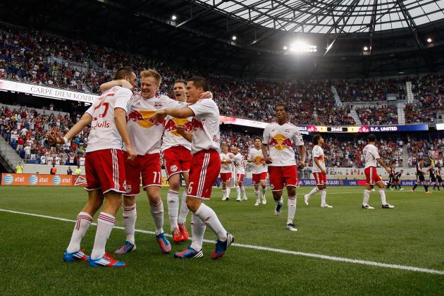 MLS Playoffs 2012: Preview and Predictions for New York Red Bulls vs. DC United