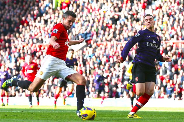 Manchester United 2-1 Arsenal: Premier League as It Happened
