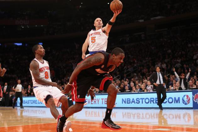 New York Knicks Answer Questions Surrounding Miami Heat's Greatness