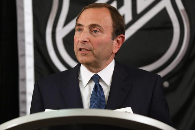 NHL Lockout: CBA Talks to Resume After Winter Classic Cancellation