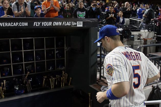 New York Mets: Is Signing David Wright to a Long-Term Extension the Right Move?