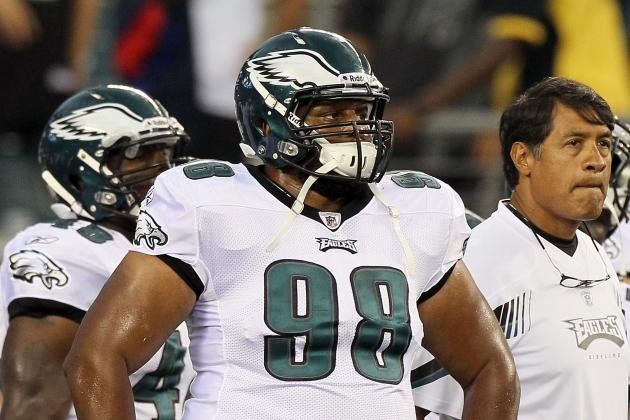 Eagles Notes:  Eagles' Mike Patterson Says He Will Play Monday