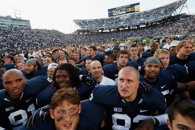 Penn State Football: Breaking Down Nittany Lions' Keys to Victory vs. Purdue