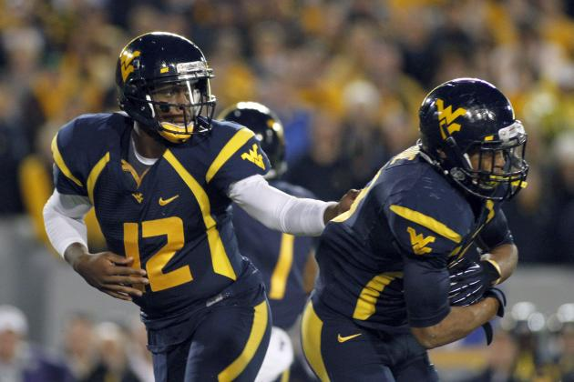 TCU vs. West Virginia: Geno Smith Looking to End Rut with Key Big 12 Victory