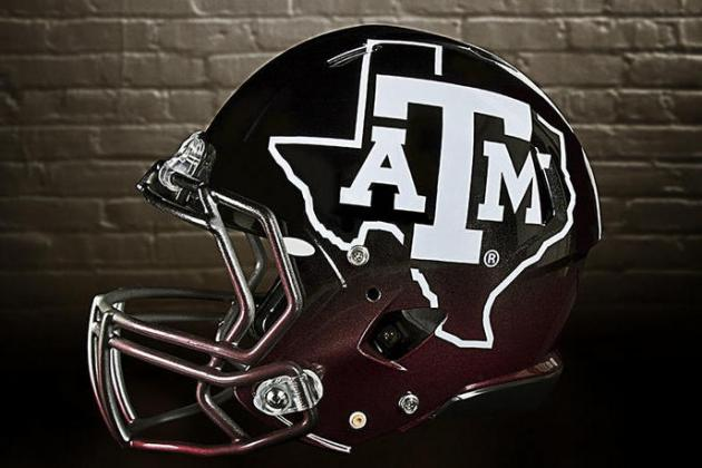 Texas A&M Football: Breaking Down Aggies' New Uniforms