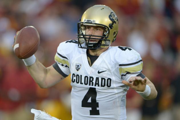 What the heck: Buffs to stick with Webb atQB