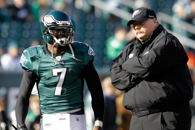 Philadelphia Eagles 2012: Can the Eagles Make It to the NFL Playoffs?