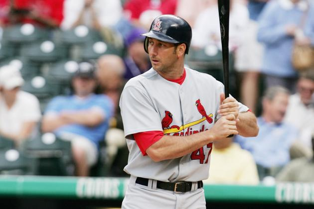 John Mabry Likely to Replace Mark McGwire as Hitting Coach with Cardinals
