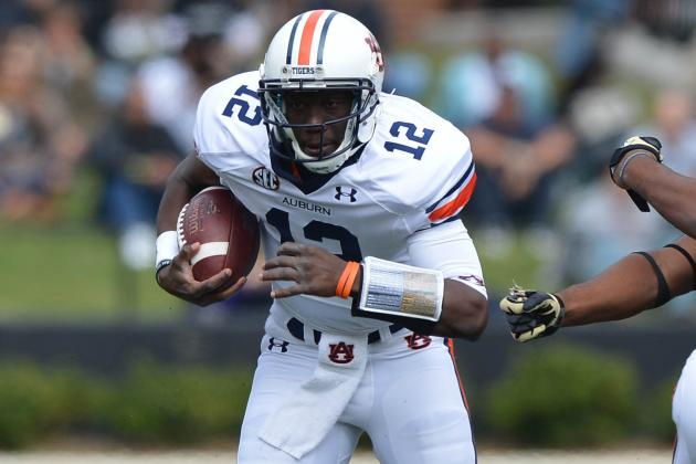 New Mexico State vs. Auburn: Live Scores, Analysis and Results