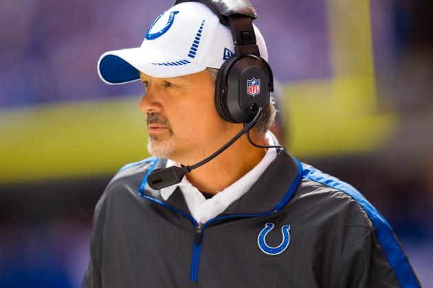 Chuck Pagano Could Attend Colts vs. Dolphins Game