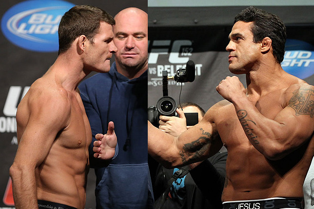 UFC: Vitor Belfort vs. Michael Bisping Set for January 2013 Brazil Card