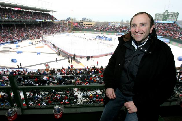 Winter Classic Cancelled: NHL Fails to Follow NBA's Admirable Example