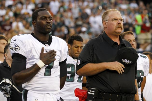"Report:  Vick, Reid Had ""Heart-to-Heart"" Meeting"