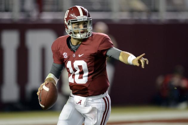 Alabama Football: Breaking Down Crimson Tide's Blueprint to Victory vs. LSU