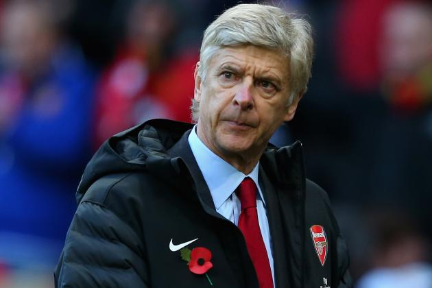 EPL 2012: Wenger Needs to Fuel Passion into Squad If Arsenal Are to Win Again