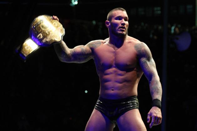 Backstage News on WWE Plans for World Heavyweight Title Picture
