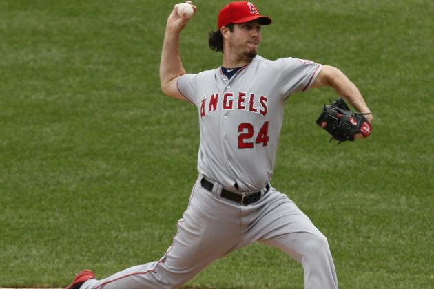 MLB Free Agents 2013: Dan Haren and Toronto Blue Jays Could Be a Good Fit