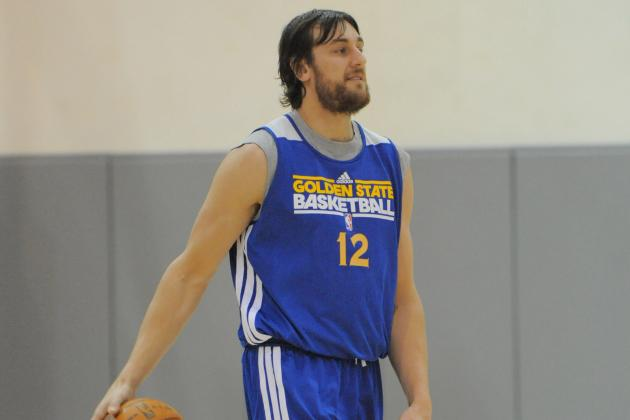 Andrew Bogut Frustrated with Limitations