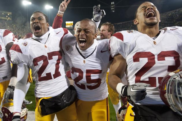 Oregon vs. USC: Breaking Down Epic Week 10 Conference Battle