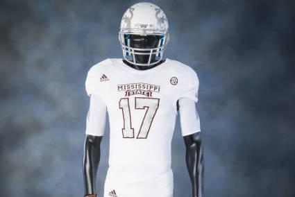 Mississippi State Uniforms: Breaking Down Bulldogs' 'Snow Bowl' Unis