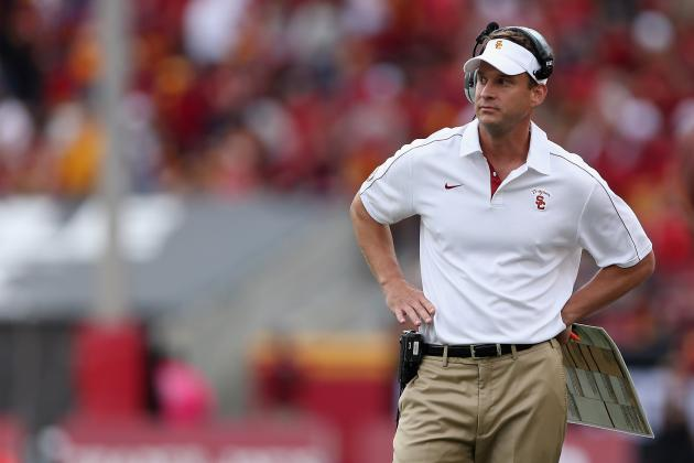Oregon vs. USC: Why Lane Kiffin Will Have the Trojans Ready